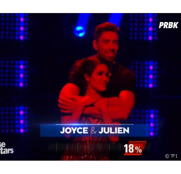 Danse avec les stars 5 : Joyce Jonathan éliminée