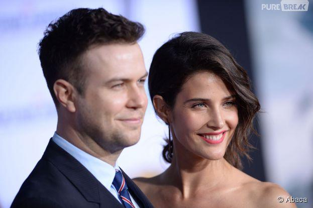 Cobie Smulders et son mari Taran Killam attendent leur deuxième enfant