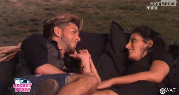 Sacha et Elodie (Secret Story 8) : après l'amitié, le gros clash