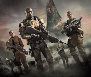 Halo Nightfall : le trailer de la série de Ridley Scott
