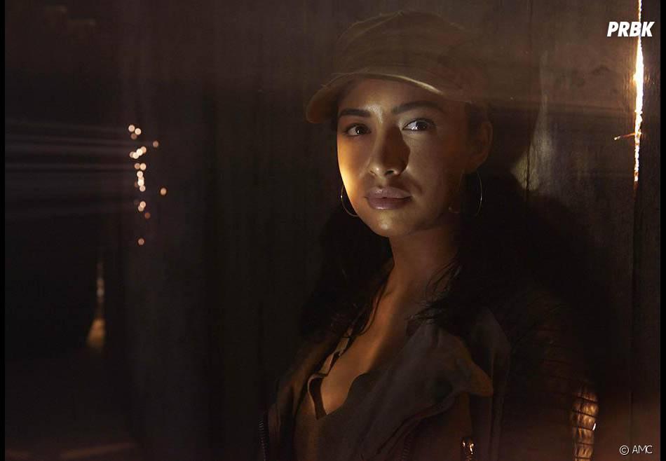 The Walking Dead saison 5 : Rositasur une photo