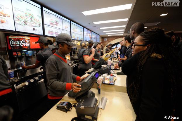 Burger King s'installe dans le quartier de Boétie, dans le 8e arrondissement de Paris