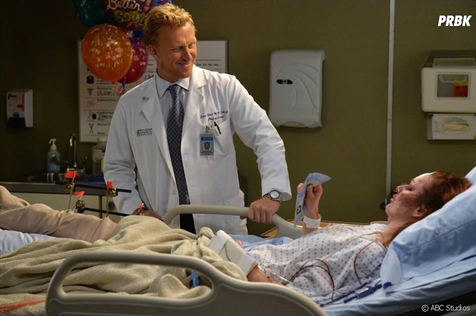 Grey's Anatomy saison 11, épisode 6 : Kevin McKidd sur une photo