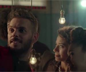"M. Pokora - On danse, le clip officiel premier extrait de son album ""R.E.D."""