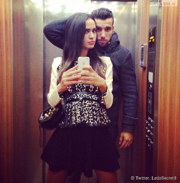 Leila Ben Khalifa (Secret Story 8) : déclaration à Aymeric pour leur deux mois d'amour