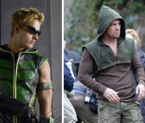 Arrow (Stephen Amell) vs Arrow (Justin Hartley)