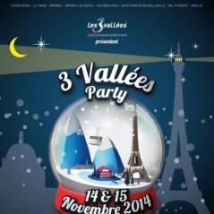 3 Vallées Party : La Folie Douce s'installe au Chalet des Îles