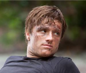 Josh Hutcherson est Peeta dans la saga Hunger Games