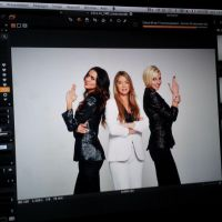 Leila Ben Khalifa et Nadège Lacroix en mode drôles de dames pour TMC