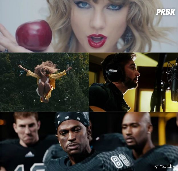 Taylor Swift, Lion Babe, Big Sean, Kendji Girac et Tryo dans les meilleurs clips de la semaine, novembre 2014