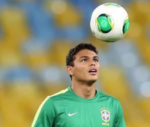 """Thiago Silva """"triste"""" avec la sélection brésilienne"""