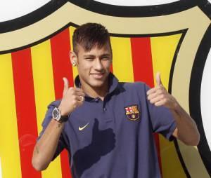 Neymar : la star du FC Barcelone devient capitaine du Brésil