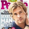 Chris Hemsworth élu homme le plus sexy par le magazine People