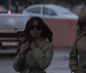 Maude et Romy M en cavale dans le clip A l'attaque