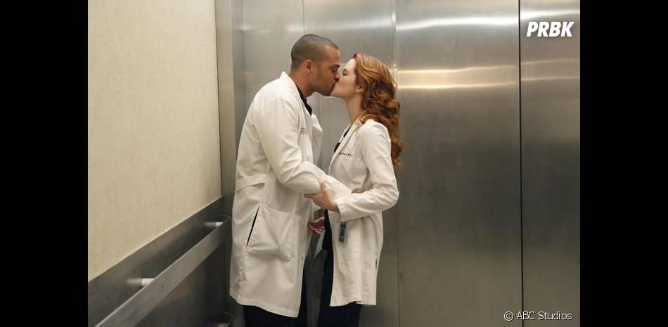 Grey's Anatomy saison 11 : un drame pour April et Jackson