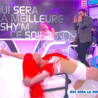 Bertrand Chameroy, Julien Courbet... à moitié nus pour une parodie fun de Shy'm