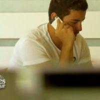 Anthony (Les Princes de l'amour 2) troublé par un appel de Marine Boudou