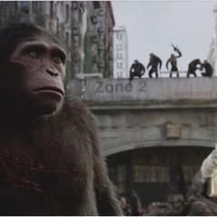 La Planète des singes - L'affrontement : découvrez une vidéo exclu des coulisses
