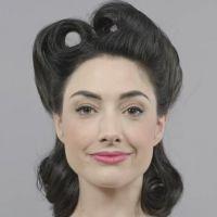Maquillage, coiffure : 100 ans d'évolution... en une minute !
