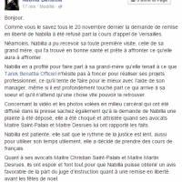 """Nabilla Benattia libérée de prison avant Noël ? Ses avocats ont bon """"espoir"""""""