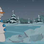 Les Simpson : Homer et sa famille parodient La Reine des Neiges dans un nouveau générique