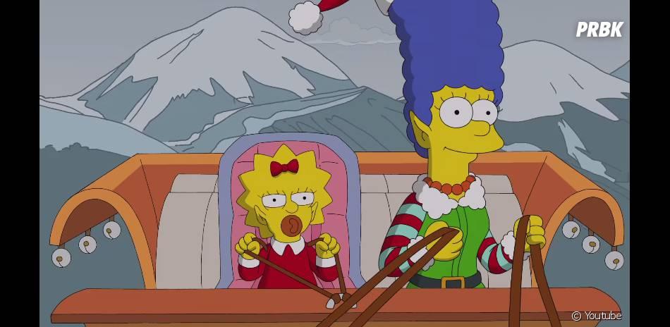 Les Simpson fête Noël dans la saison 26