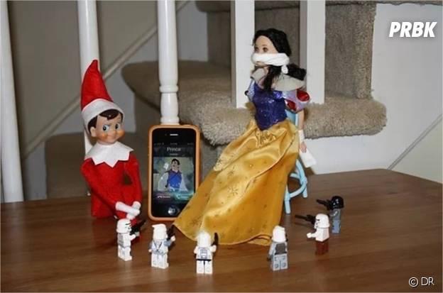 L'elfe preneur d'otages