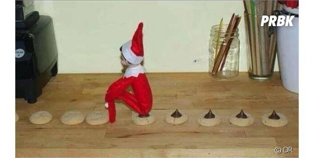 L'elfe pâtissier