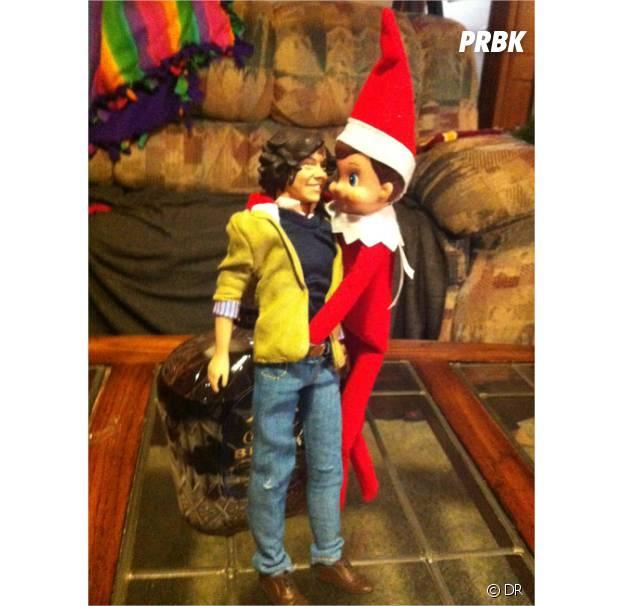 L'elfe qui voulait mettre la main au paquet d'Harry Styles