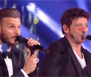 M. Pokora et Patrick Bruel, duo sur J'te l'dis quand même aux NMA 2014, le 13 décembre sur TF1