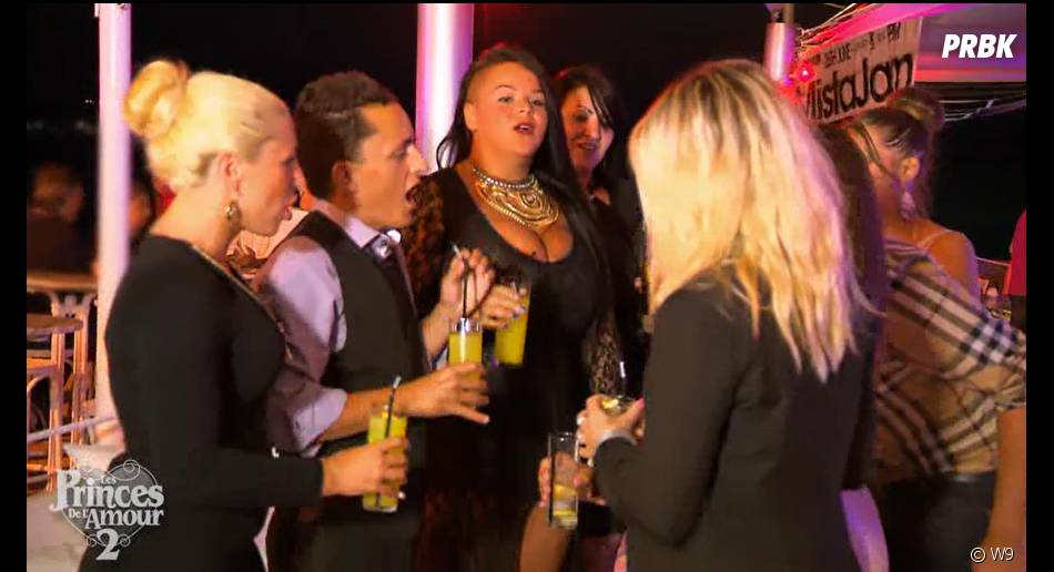 Les Princes de l'amour 2 : Mélanie fête son anniversaire à Ibiza