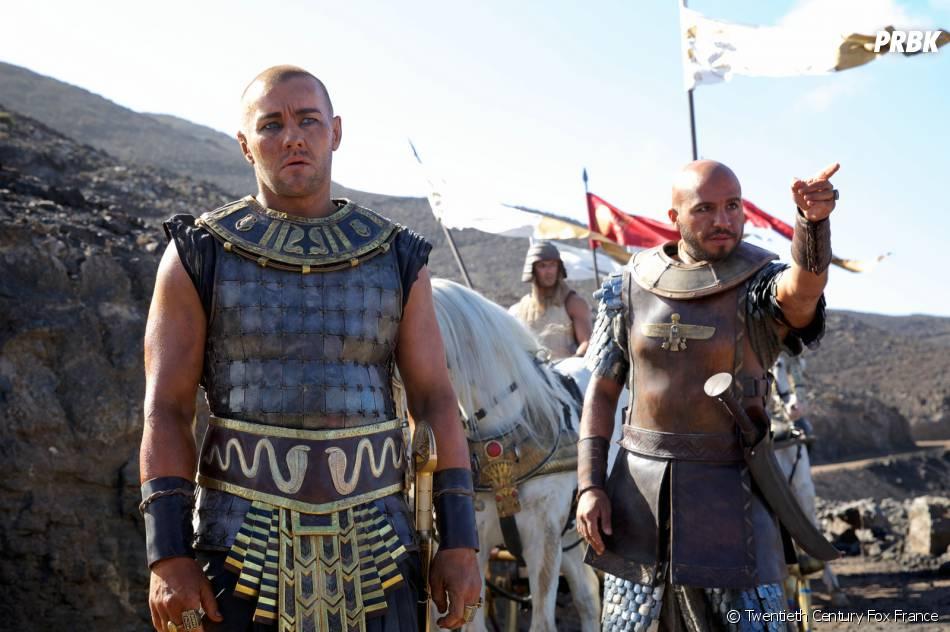 Exodus, Gods and Kings : Joel Edgerton est Ramsès