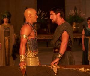 Exodus, Gods and Kings : Christian Bale et Joel Edgerton