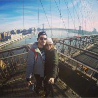 Joy Esther : vacances en amoureux à New York pour le Nouvel An
