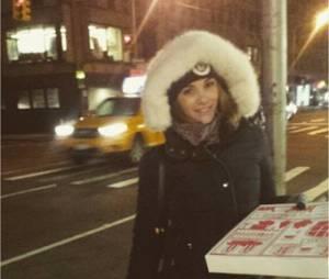 Joy Esther : vacances en amoureux à New-York pour Nouvel An 2015