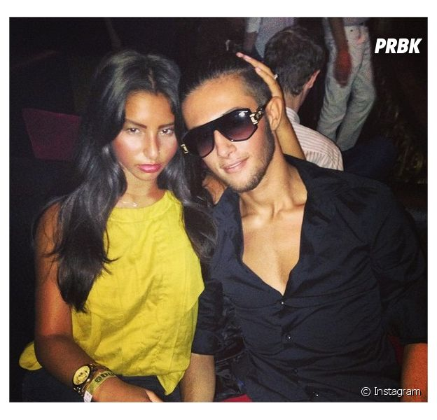 Tarek Benattia : il a passé Noël à l'hôpital au chevet de sa petite-amie Kenza