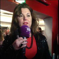 Cindy Lopes : nouveau look et baiser lesbien aux Lauriers TV Awards 2015
