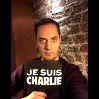Grand Corps Malade : Je suis Charlie, sa chanson touchante pour Charlie Hebdo