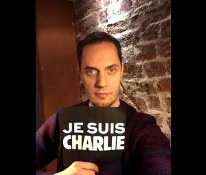 Grand Corps Malade - Je suis Charlie, la chanson hommage du slameur après l'attentat chez Charlie Hebdo