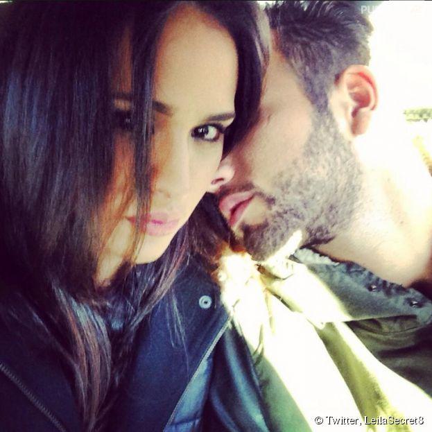 """Leila Ben Khalifa et Aymeric Bonnery : le couple """"en manque"""""""