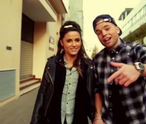 MA2X et Capucine Anav en couple dans le clip Happy Today