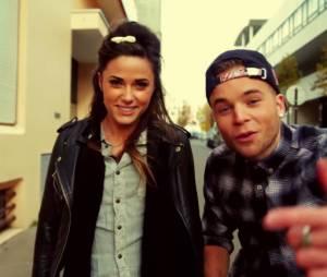 MA2X et Capucine Anav, faux couple heureux dans le clip Happy Today