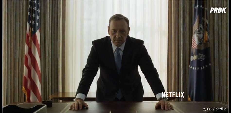 House of Cards saison 3 : Kevin Spacey dans la bande-annonce