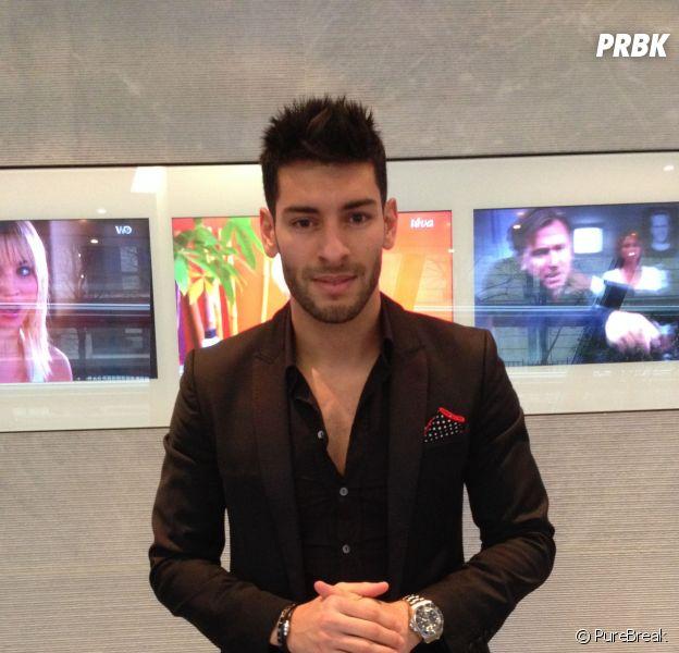 Samir Benzema (Les Princes de l'amour) en interview pour PureBreak