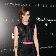 Kristen Stewart sexy et transparente pour présenter son film Still Alice