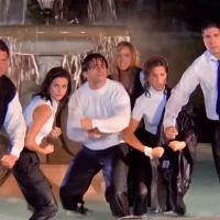 Friends : le générique de la série mythique... sans musique