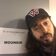 """Moundir (Koh Lanta 2014) """"censuré"""" dans QI la France passe le test ?"""