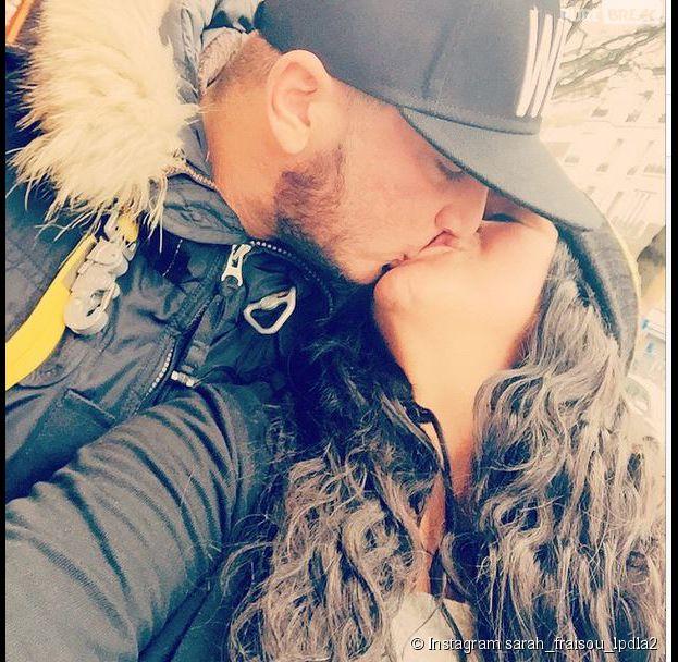 Les Princes de l'amour 2 : Sarah s'affiche en couple sur Instagram, le 24 janvier 2015