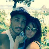 Vivian et Nathalie (Les Anges 7) amoureux sur Twitter après les rumeurs de rupture
