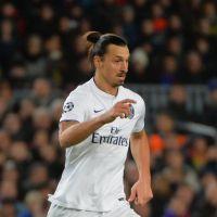 Zlatan Ibrahimovic humilie un joueur de St Etienne... qui riposte